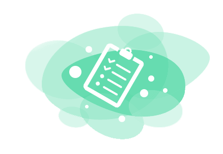 kartka - ikona