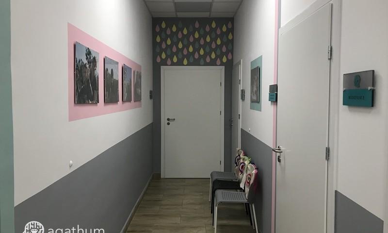 korytarz II piętro