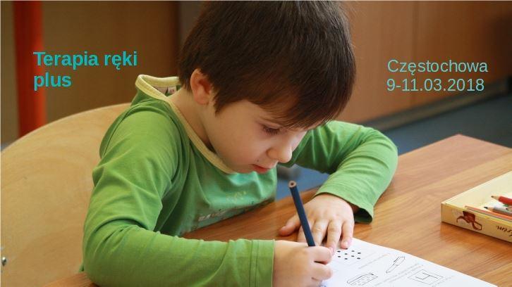 dziecko pisze