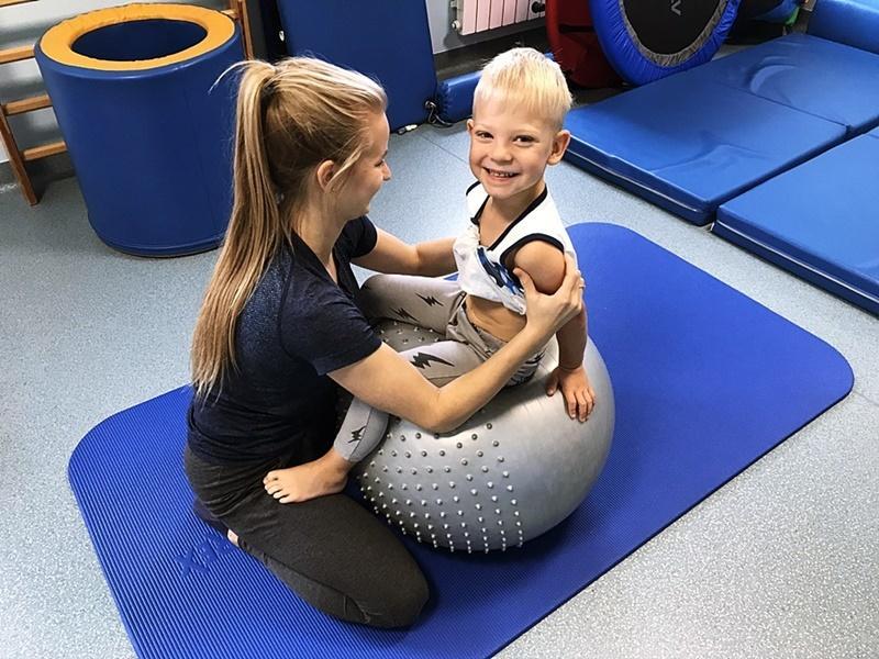 Fizjoterapia dla dzieci